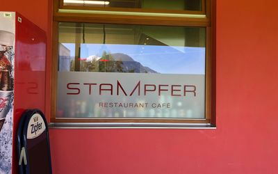 Restaurant StaMpfer